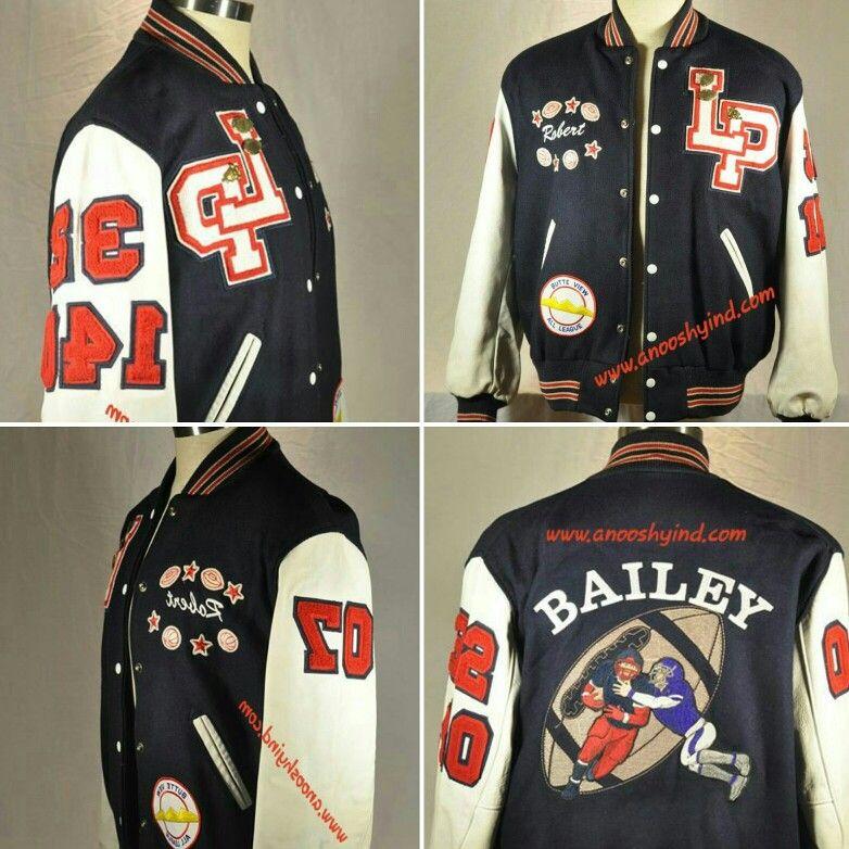 Pin By Rhonda Sefert Otto On Varsity Jackets Varsity Letterman Jackets Letterman Jacket Ideas Prom Jacket
