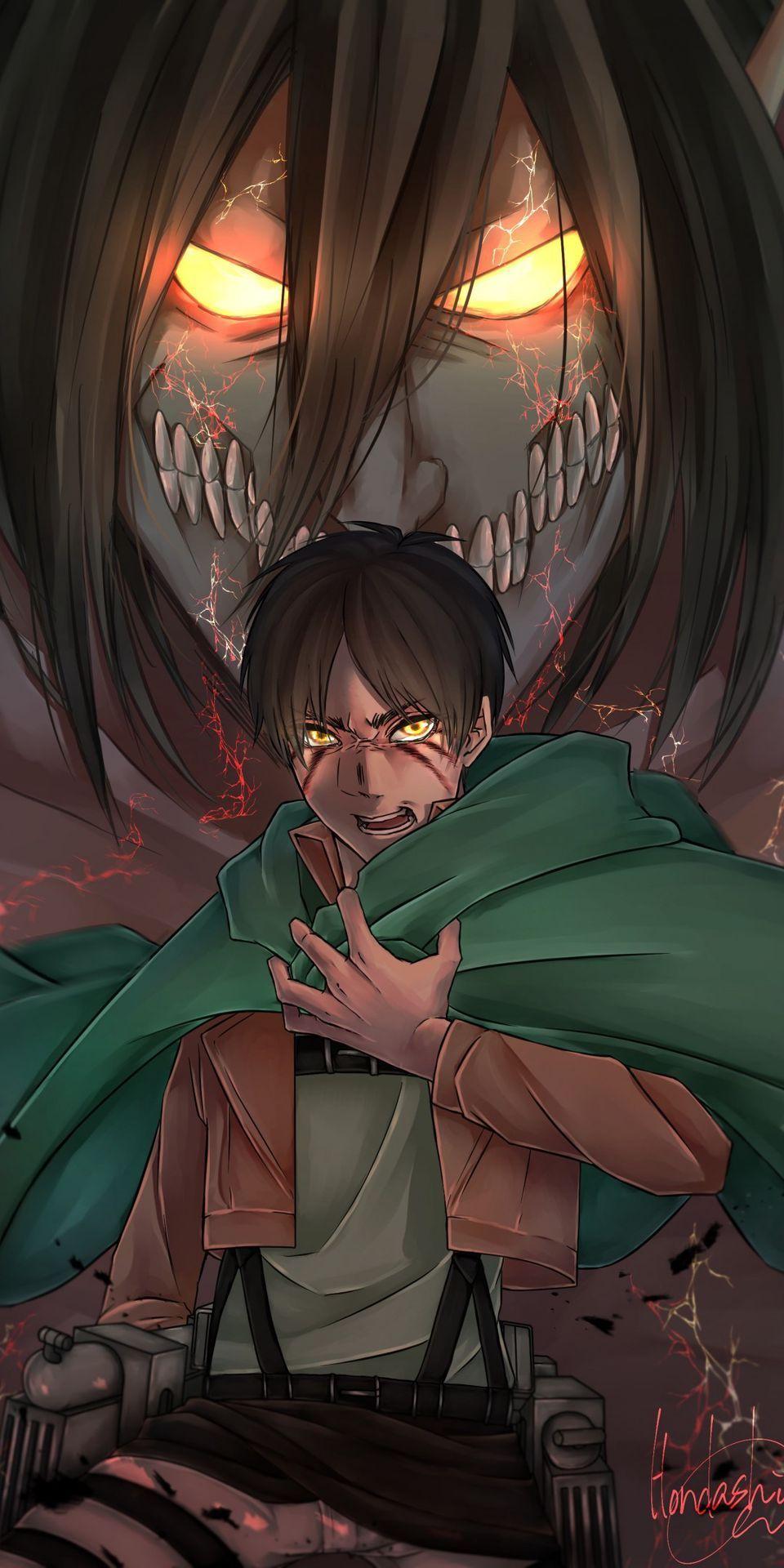Un Amor De Titanes Eren X Annie Parte 7 Que Te Ha Pasado Kyojin Titanes Anime Ataque De Los Titanes