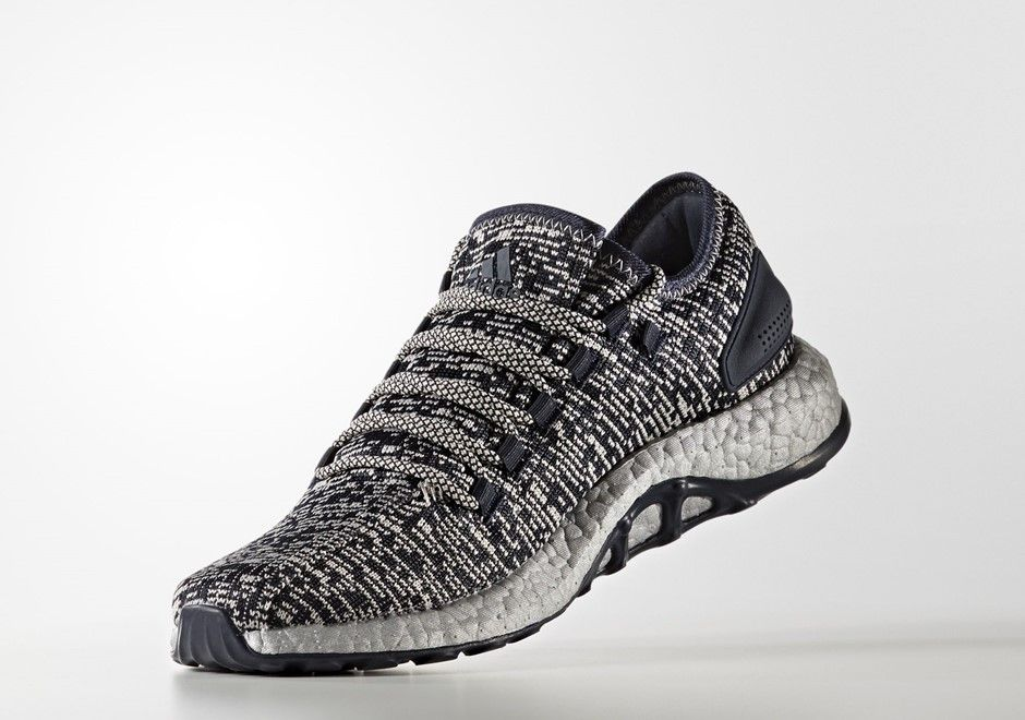 competitive price 04c0d 7d450 Adidas Pure Boost Legend Ink CG2988  170 Size Run Mens Color Legend  InkClear BrownSilver Metallic Style Code CG2988