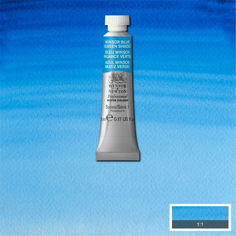 Winsor Newton Artists Professional Watercolour Paint 5ml Tube
