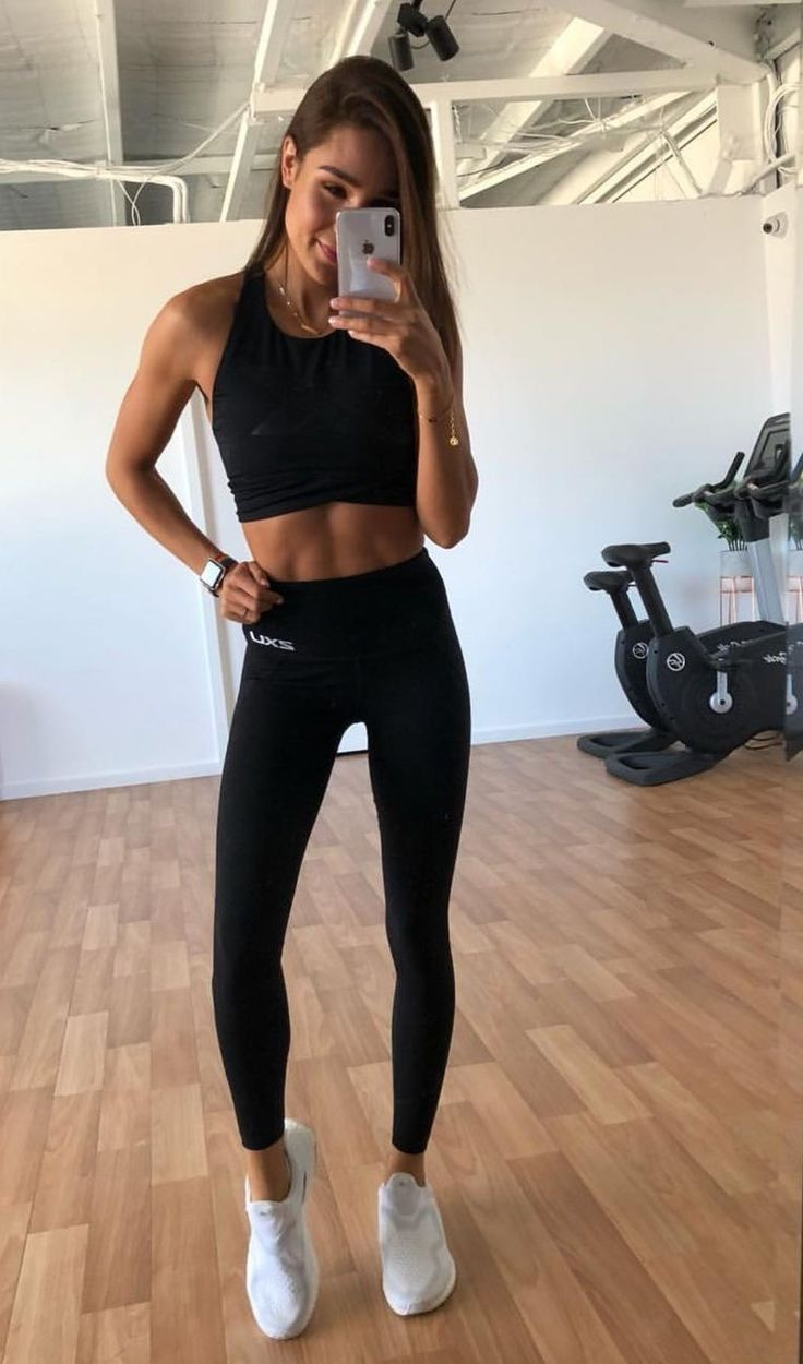 Cute Workout Outfit Gymoutfits  Workout, Goals  Fitness Motivation -1424