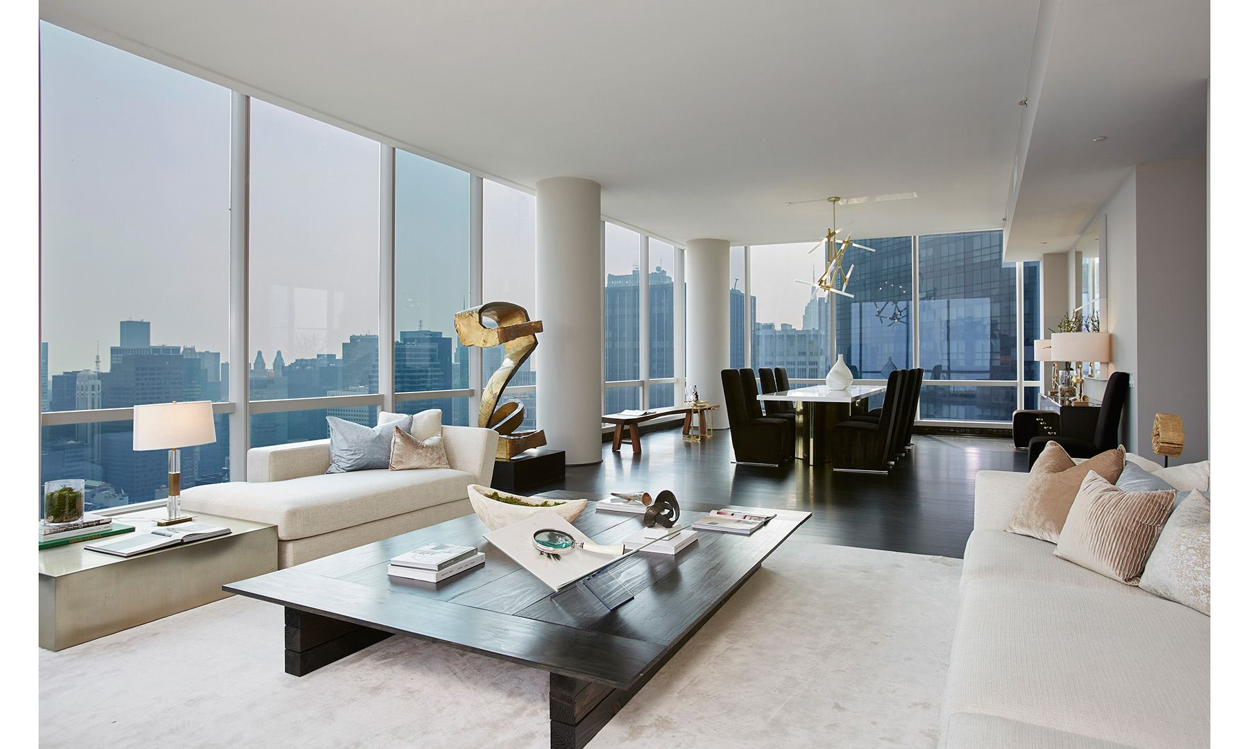 pictures unit 54b at one57 in 2019 luxury home tours rh pinterest com