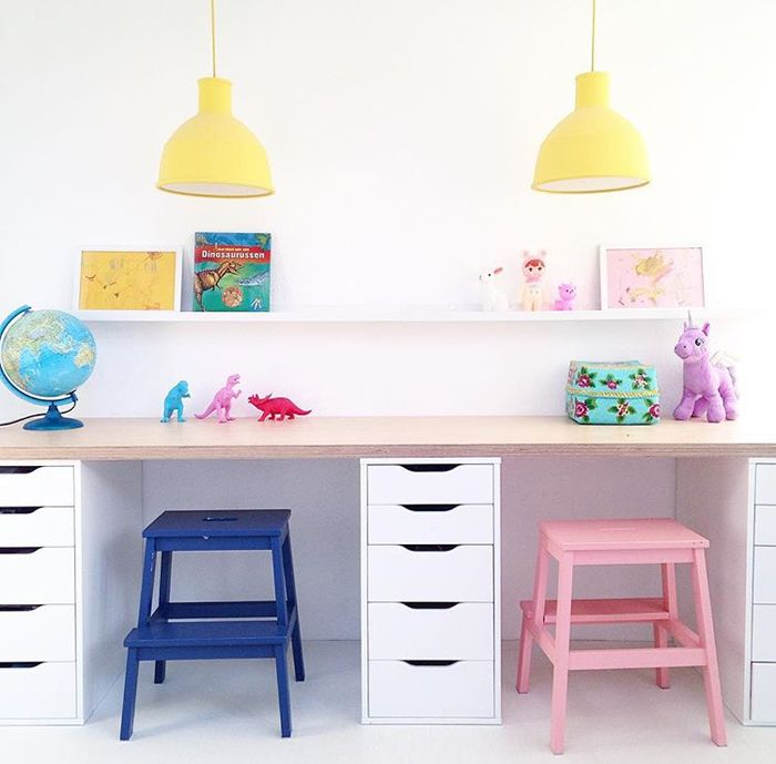 Nice How To Create A Fun And Functional Study Space Design