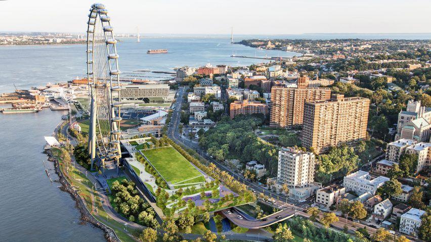 new york wheel developers abandon plans for staten island attraction rh pinterest com