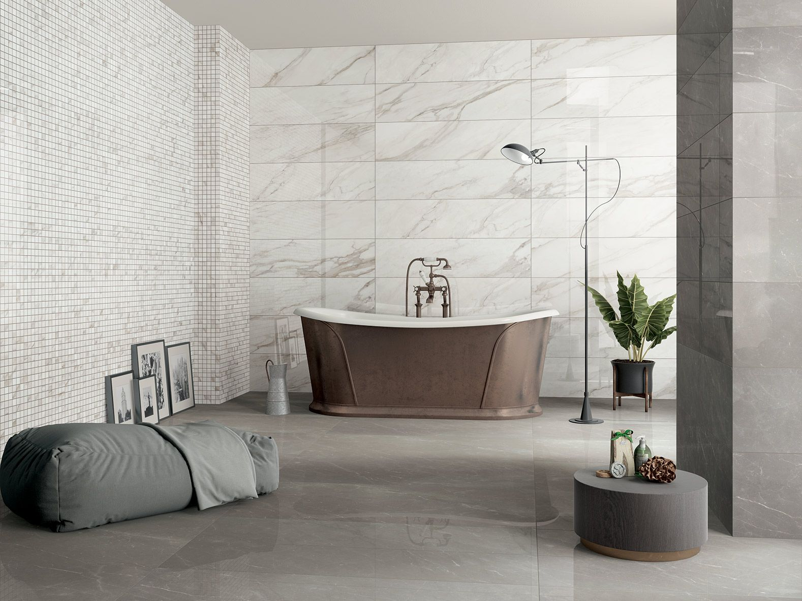 Rivestimenti Leroy Merlin Bagno immagini di bagni moderni arredati