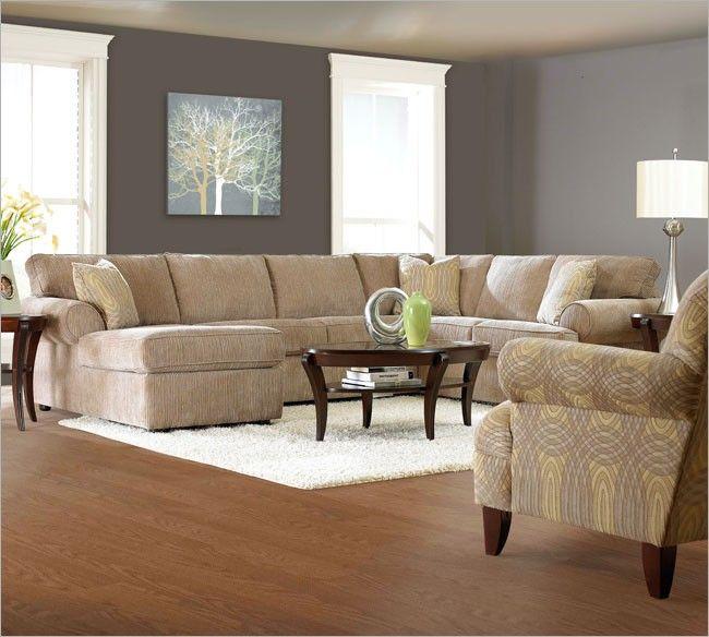 fletcher 36600 sectional klaussner home pinterest basements rh pinterest com
