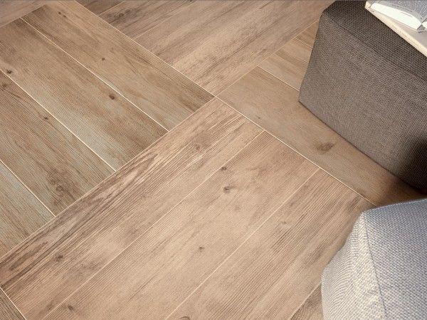 Medium Mixed Direction Wooden Floor Tiles Wood Look Tile Wooden
