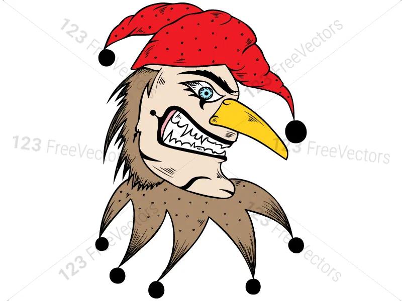 Clown Vector Pack01 in 2020 Cartoon, Clown, Vector
