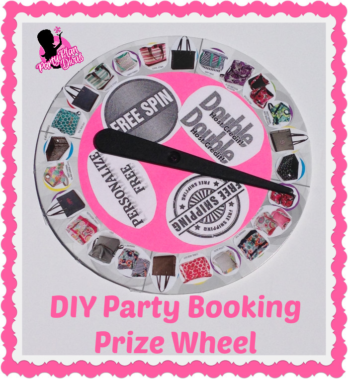 Vendor Makes Another Sale: How To Make A Booking Prize Wheel