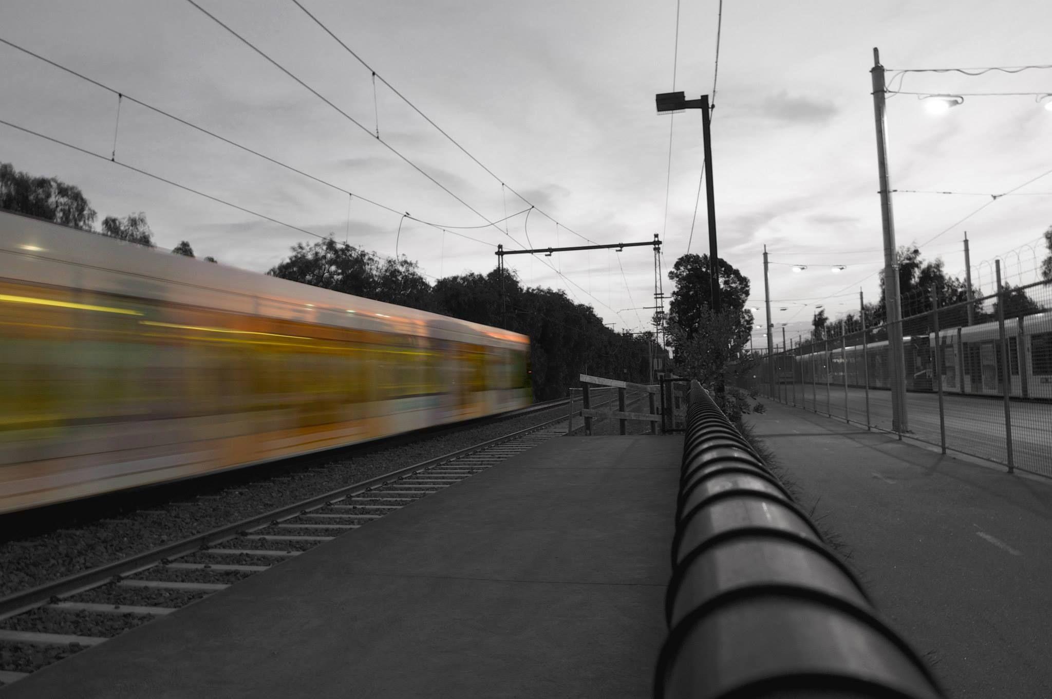 Route 109 Tram, Melbourne Australia. © Scott Wright