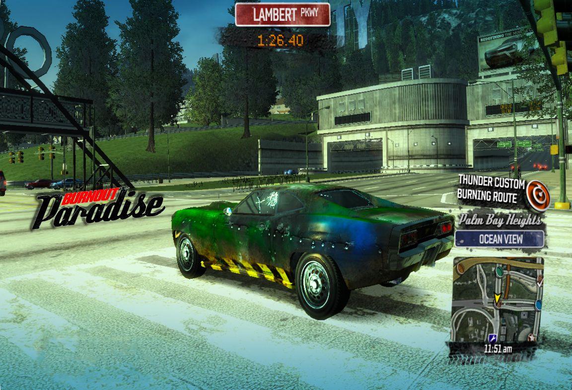 Burnout Paradise Good Friday Edition  In Burnout Paradise we drive