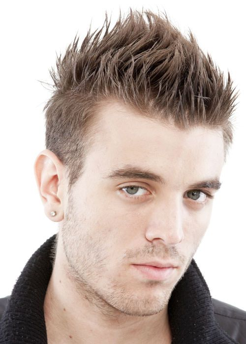 Awe Inspiring 1000 Images About New Hair Do39S On Pinterest Thick Hair Men Short Hairstyles Gunalazisus