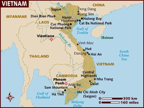 Map Of Asia Gulf Of Tonkin.Pin By Michelle Arend Warthen On Places I D Like To Go Vietnam Map