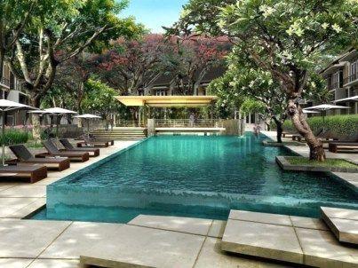 cocoon pool design inspiration exterior design villa design rh pinterest com