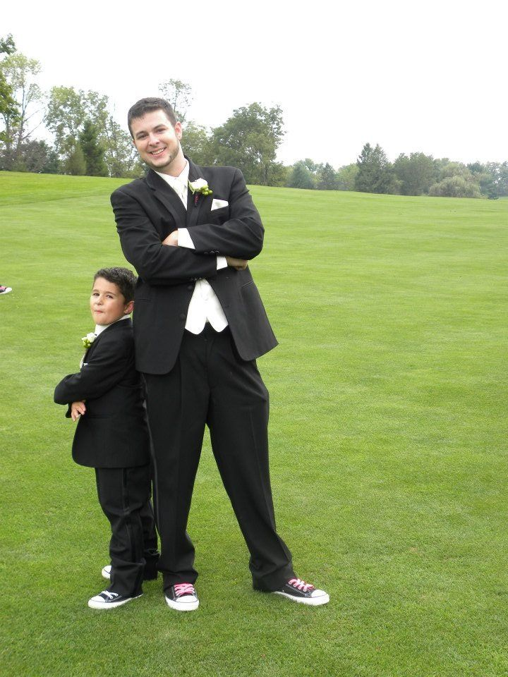 41+ Wedding party pictures with ring bearer information