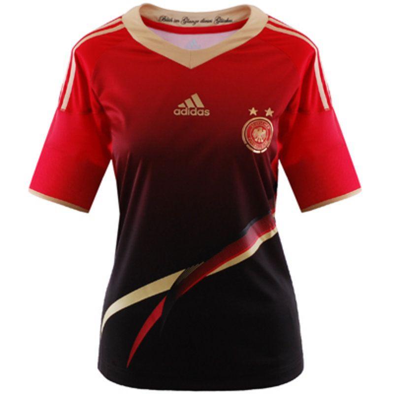 DFB frauen Trikot away Women WC 2011 | Deutscher Fussball