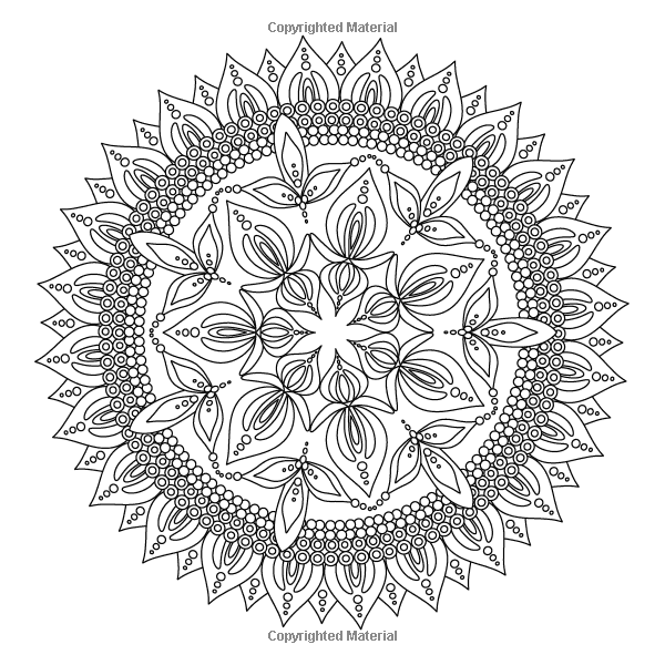 Amazon.com: Mandalas: Relaxing Coloring Book for Adults ...