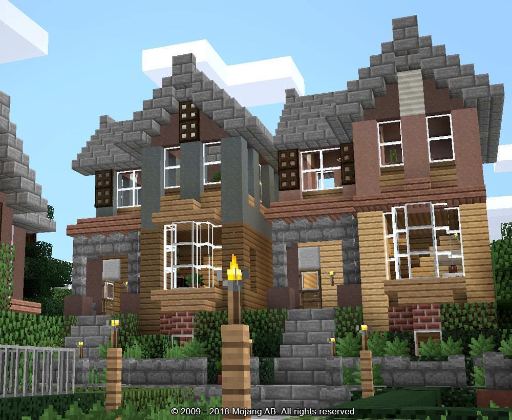 2018 Minecraft House Building Ideas Mod Amazing Minecraft Houses Cute Minecraft Houses Minecraft House Tutorials