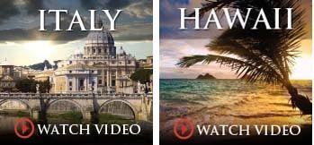 Discover Perillo Tours Videos