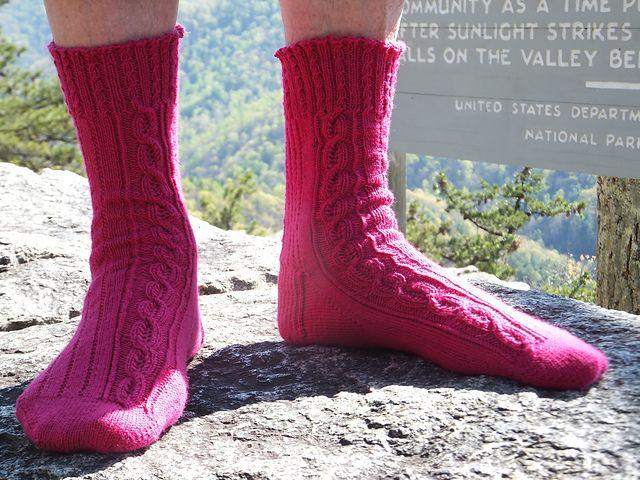 Miss Margaret Dashwood Socks:#knit #knitting #free #pattern #freepattern #freeknittingpattern #knittingpattern