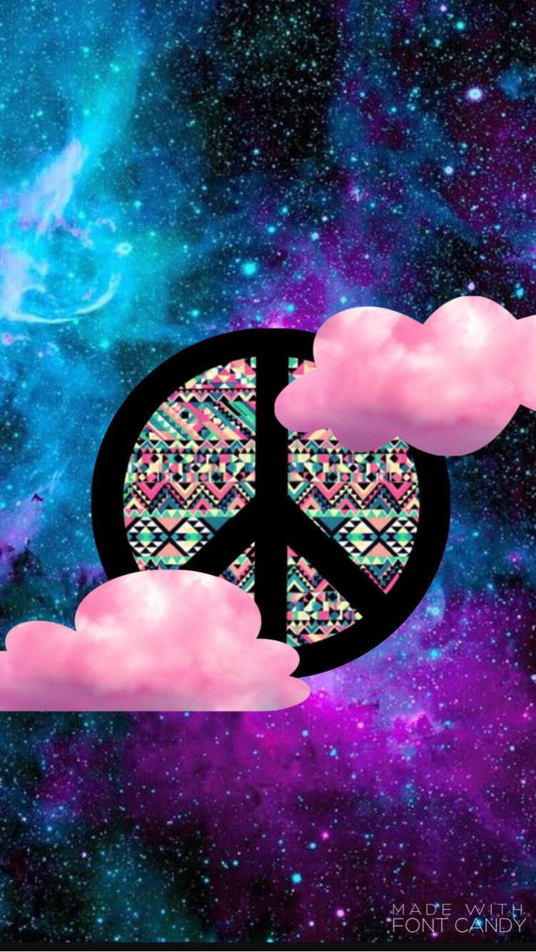 Peace Sign Decor For Bedroom