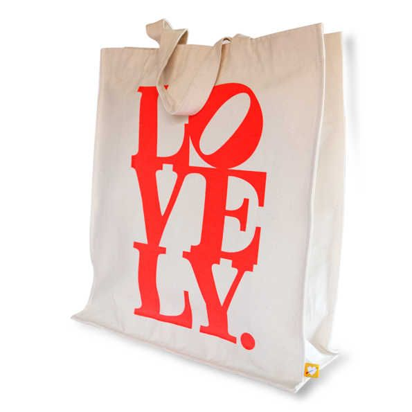 Lovely tote. Materialistic $40