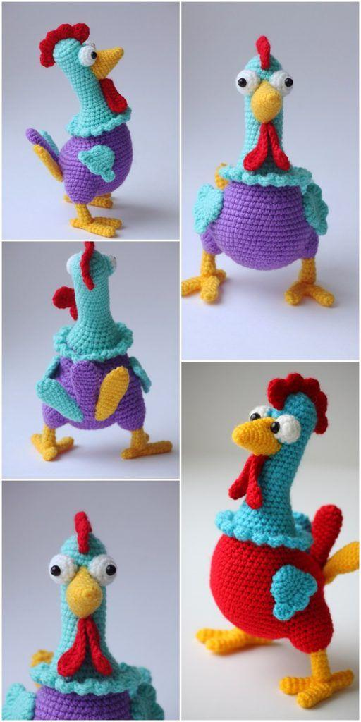 2019 All Best Amigurumi Crochet Patterns - Amigurumi #amigurumis