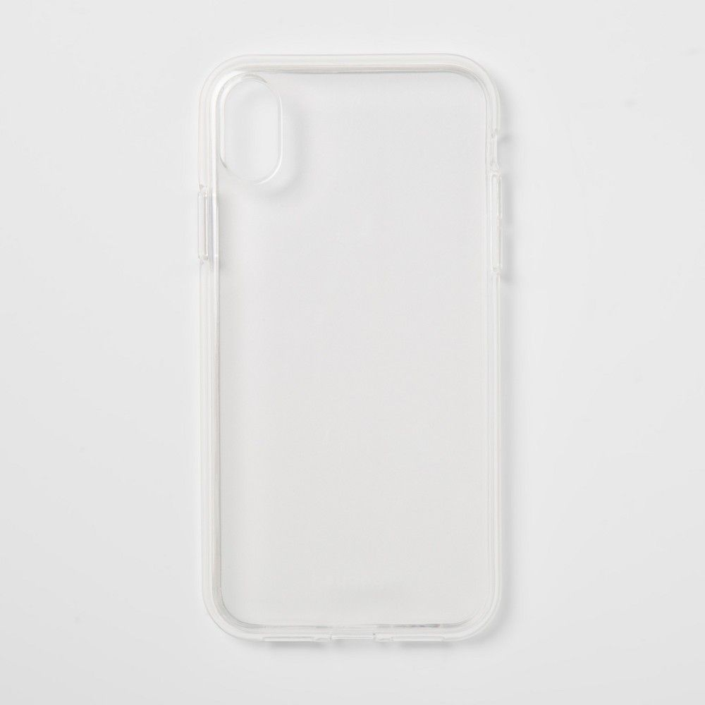 heyday™ Apple iPhone XR Case - Clear
