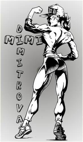 Mimi Dimitrova By St Nikolov Desenhos De Academia