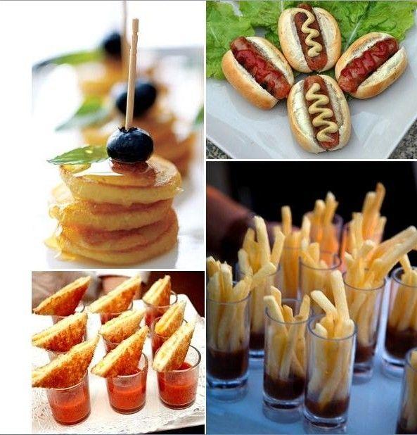 unique finger food trend my 30th birthday pinterest foods rh pinterest co uk