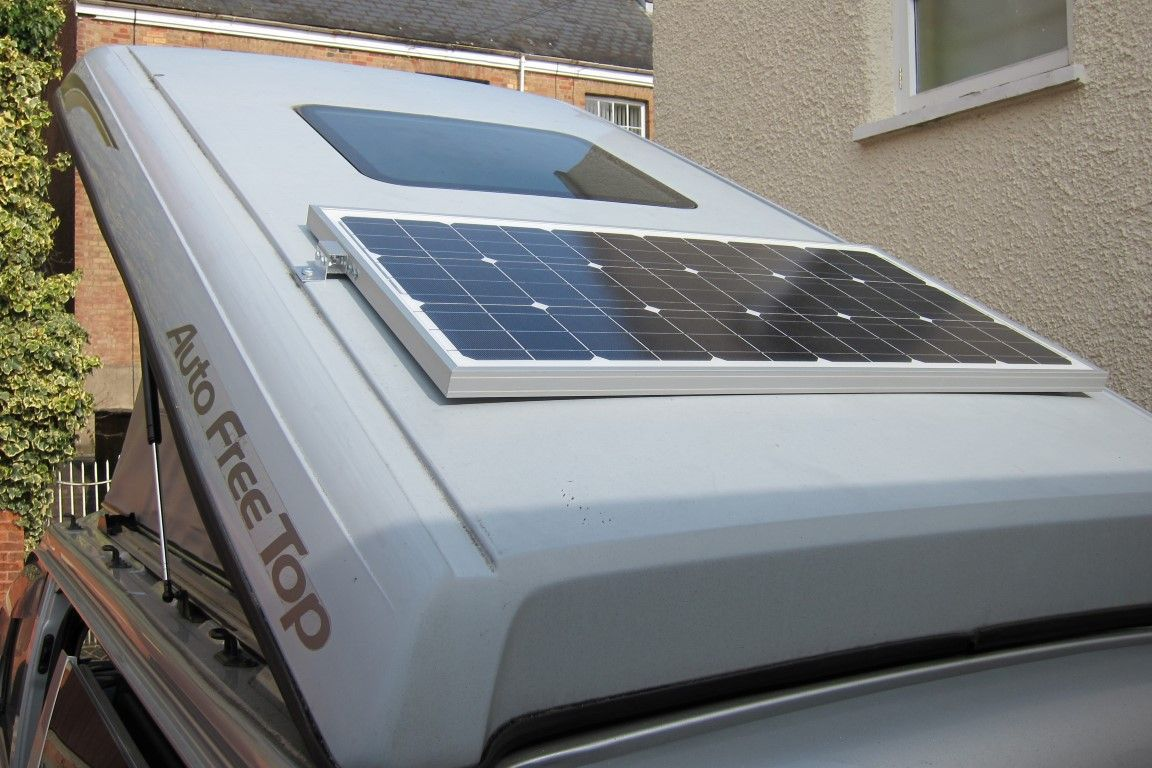 Bongo Freda 100 Watt Solar Kit Solar Panels Solar Power Solar