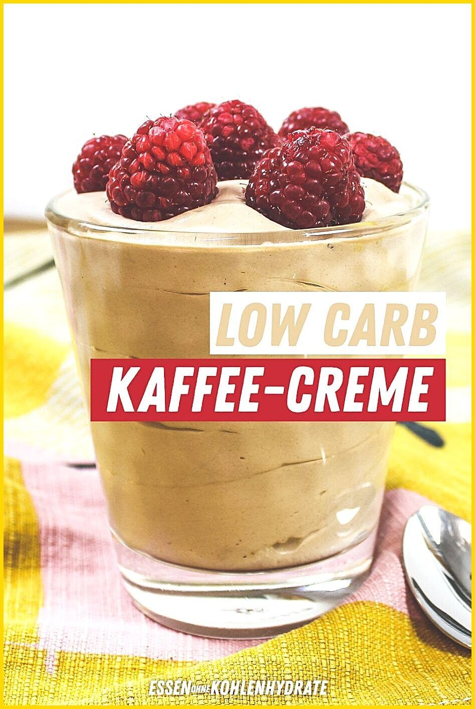 Low Carb Kaffee-Creme - Essen ohne Kohlenhydrate Unser