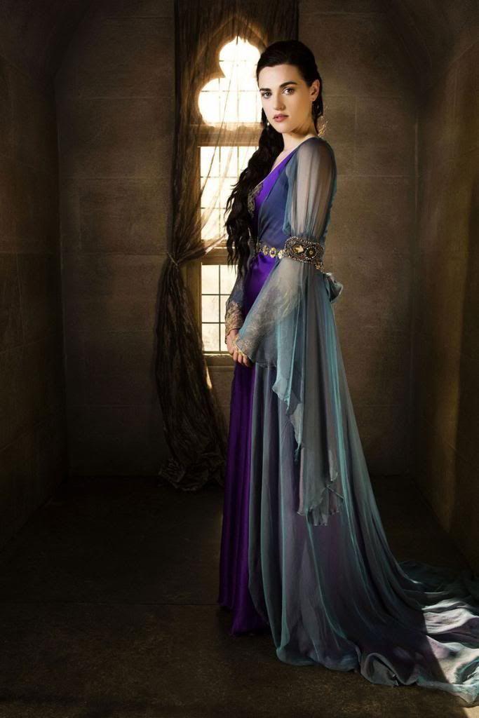 Simple Medieval Wedding Dresses