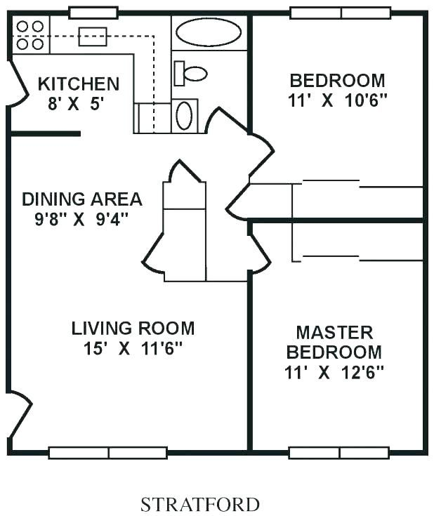 normal sofa size | Bedroom size, Living room size, Sofa