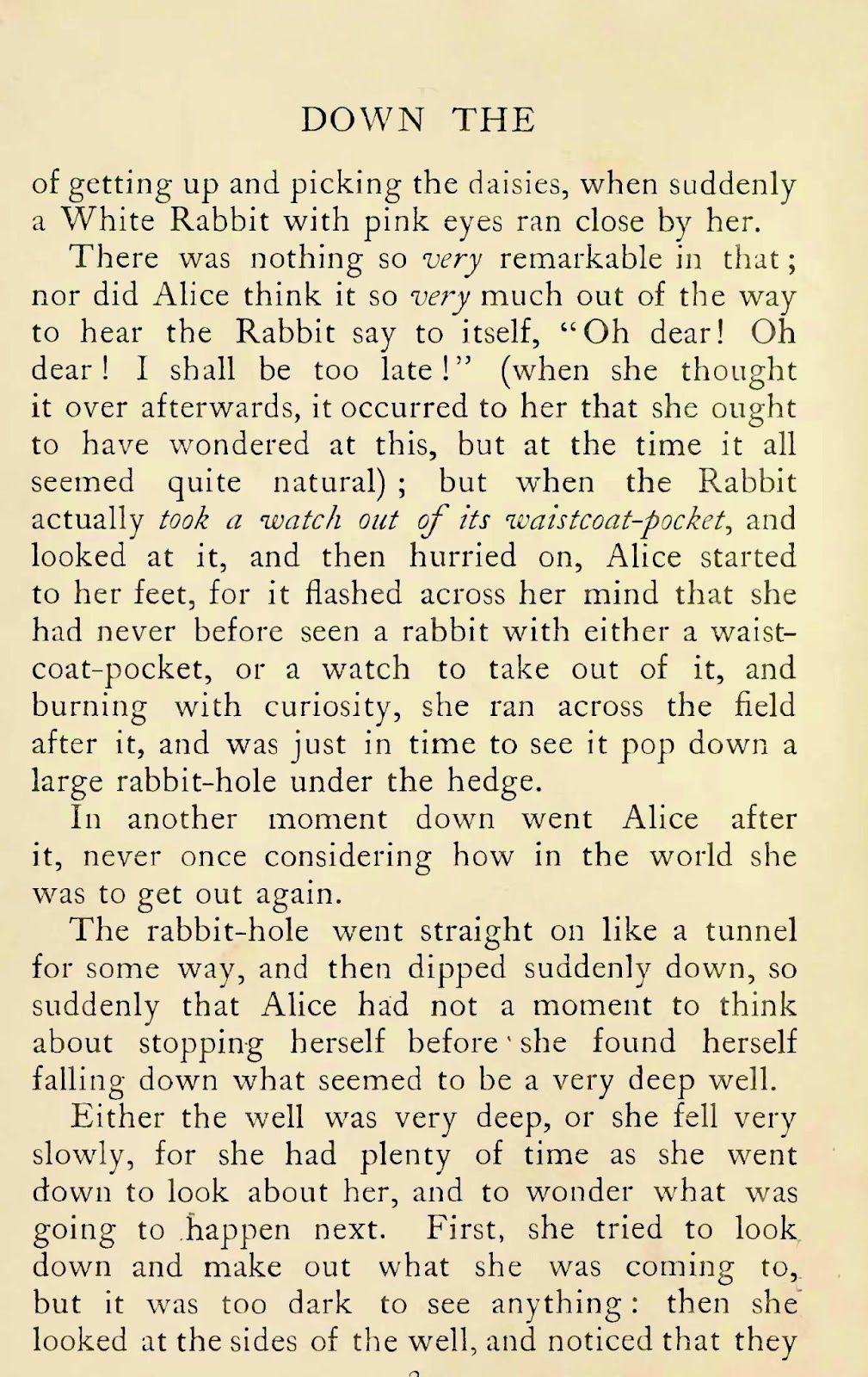 Antique Book Page Alice In Wonderland Book Pages Alice In Wonderland Book Old Book Pages