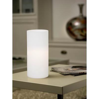 eglo geo table lamp white opal glass 21976a home depot canada rh pinterest com