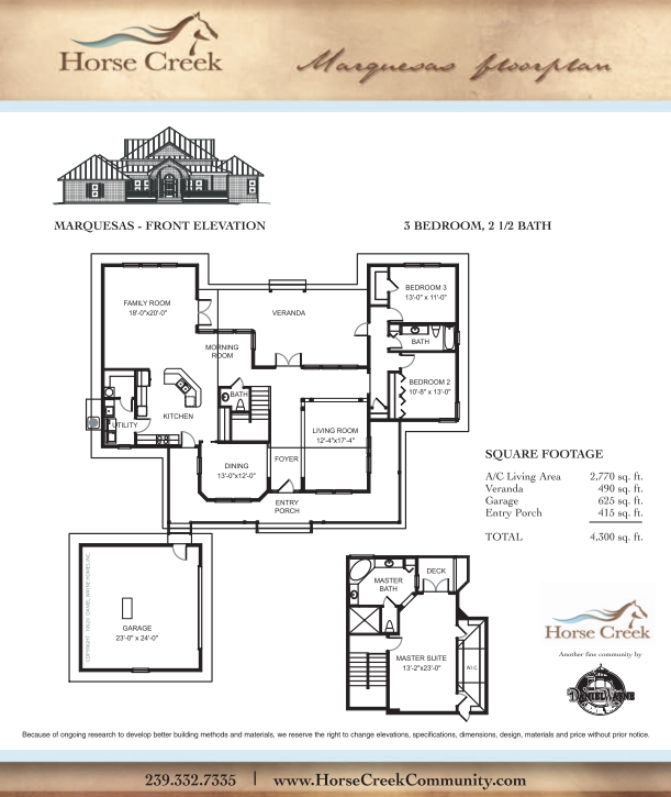 Daniel wayne homes marquesas model popular floor plans Wayne homes floor plans