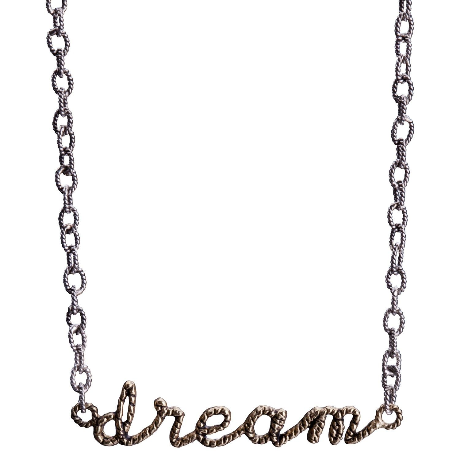 Waxing Poetic Boutique Collection Scribbler Necklace Dream. #laylagrayce #necklace #valentinesday