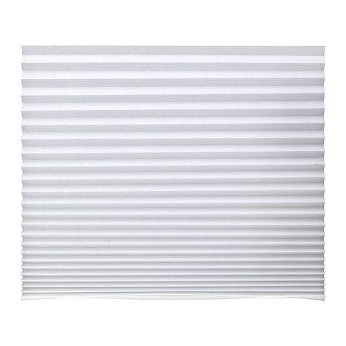 Schottis Store Plisse Blanc 90x190 Cm Con Immagini Ikea