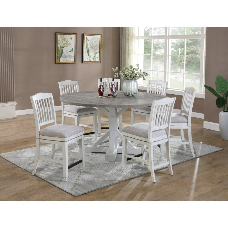 Thorsby Drop Leaf Dining Table In 2020 Dining Room Bar Dining Set Upholstered Dining Chairs