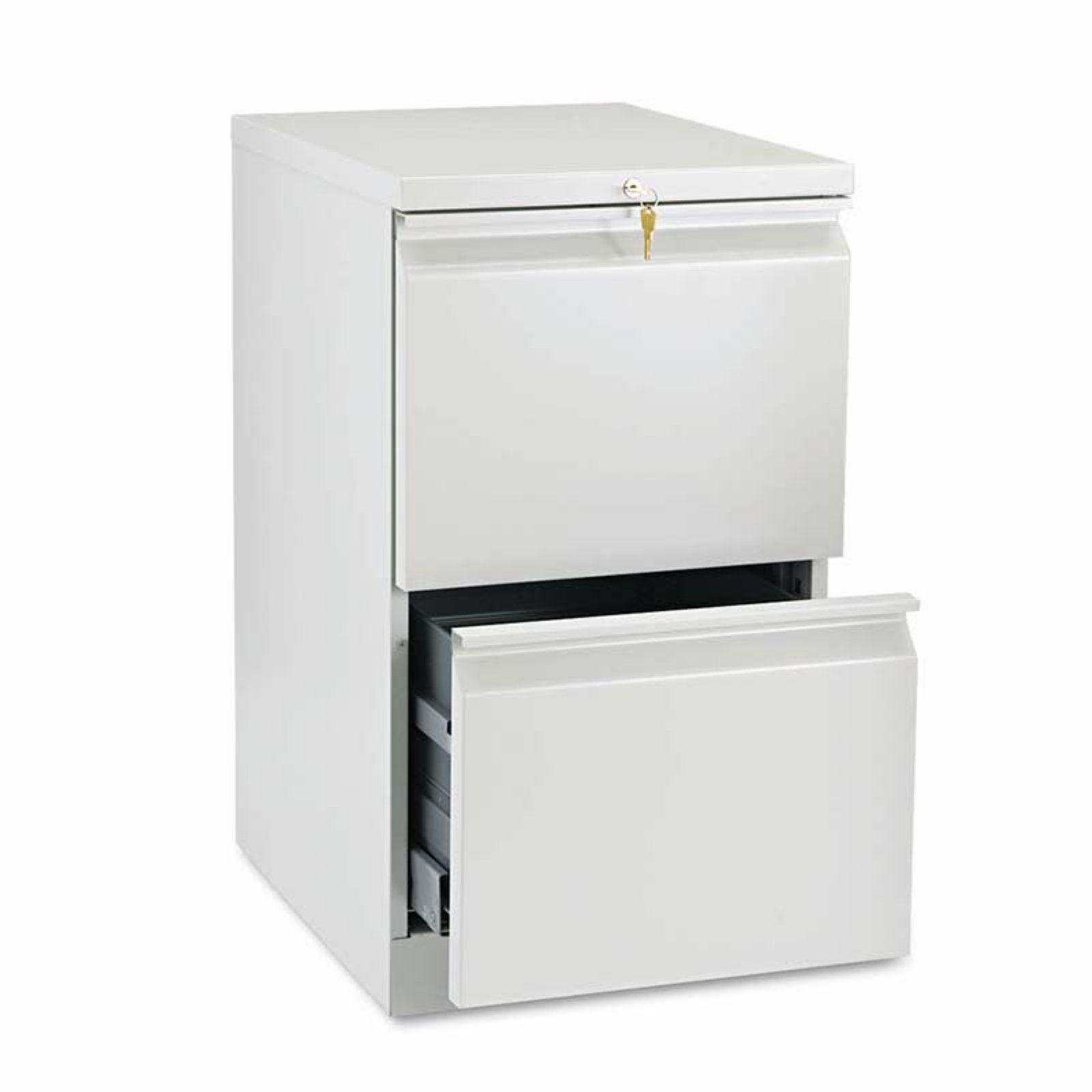 hon brigade series efficiencies 2 drawer mobile file cabinet in 2019 rh pinterest com