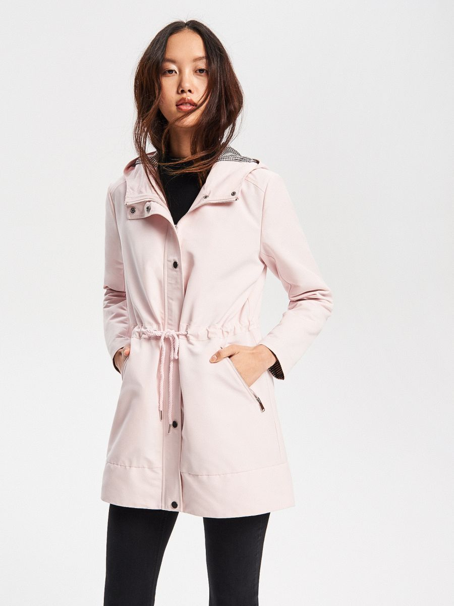7a095995ab9375 Buy online! Hooded parka, RESERVED, UV530-03X | Wish List in 2019 ...