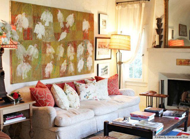 photos kathryn ireland s home is super chic interiors ireland rh pinterest com
