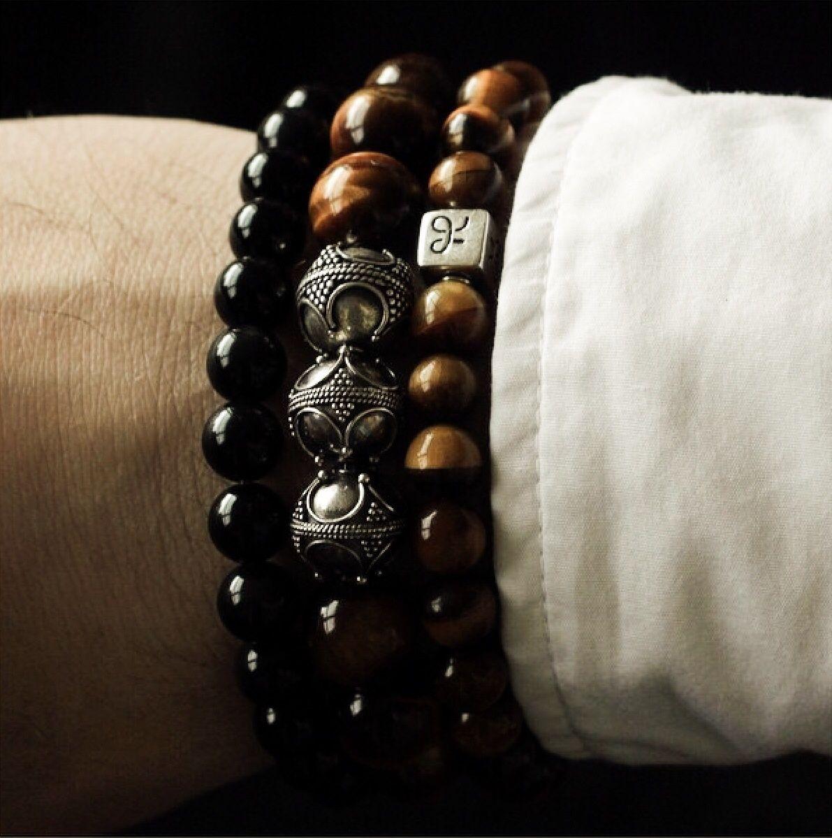 47604c96b0eec Bracelets Gentleman's Essentials | Accesorios | Bijoux homme ...
