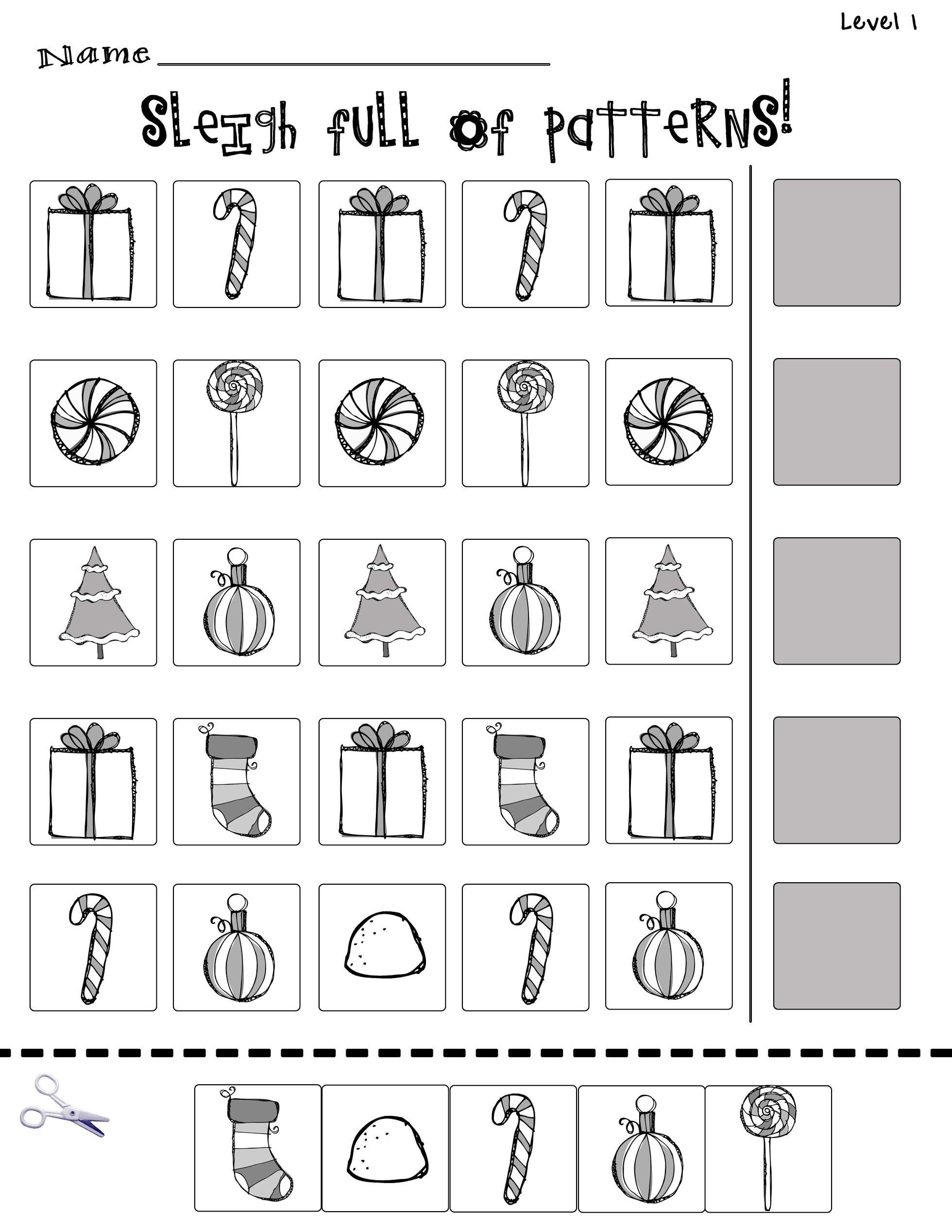 Displaying Patterns Level1 1 Copy