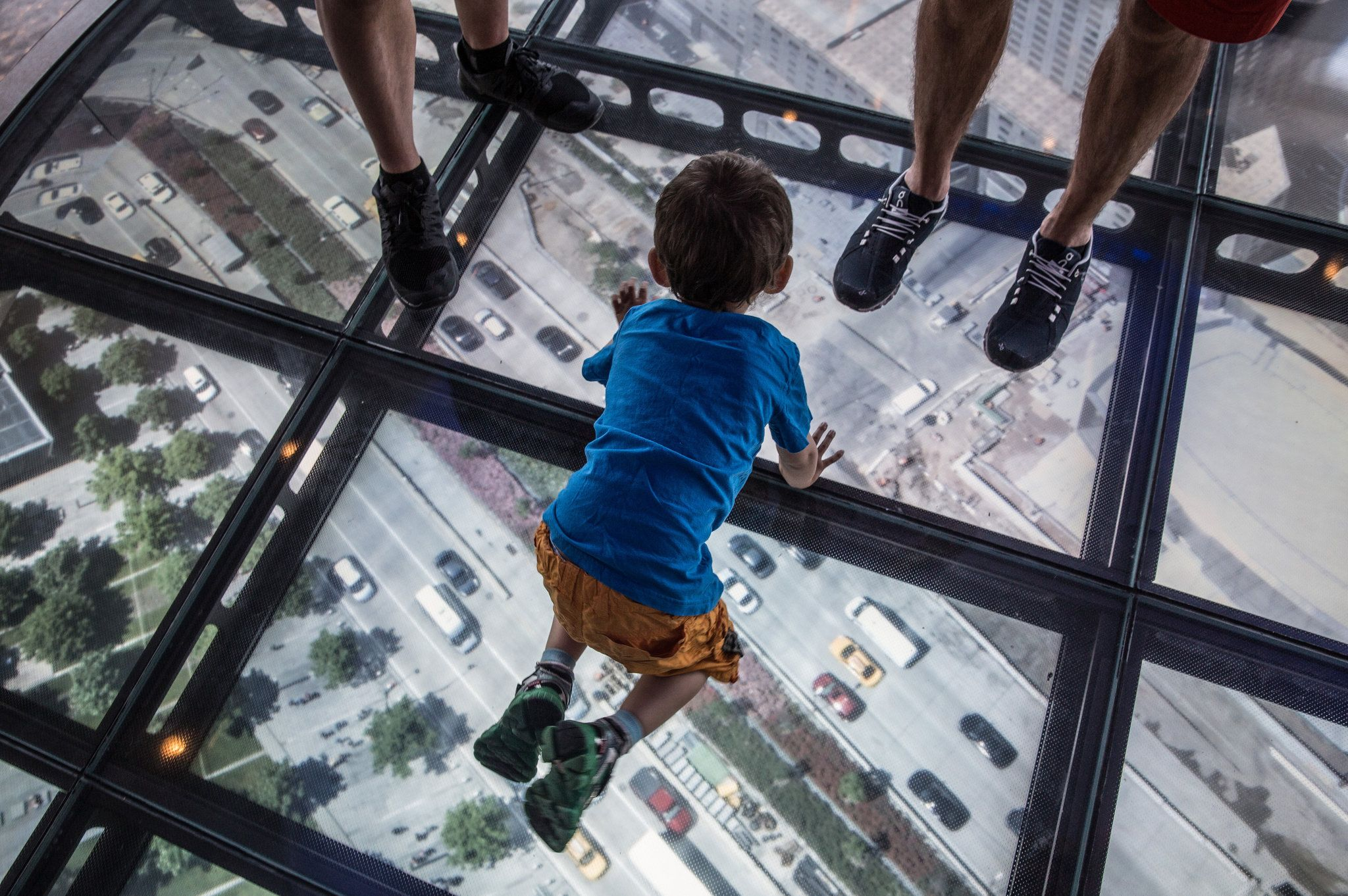One World Observatory Sky Portal Nyc For Children