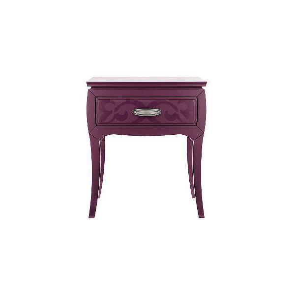 Belle Noir Purple 1 Drawer Nightstand :: Rooms To Go Kids  .