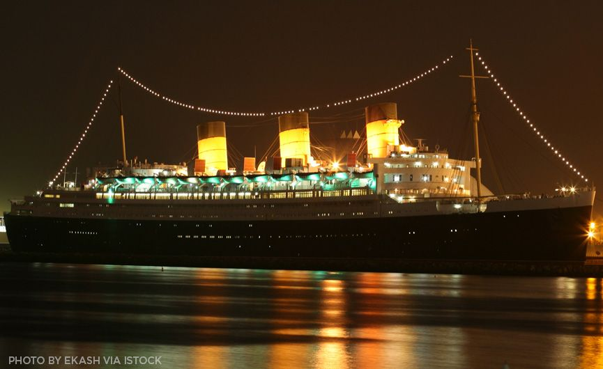queen mary ghost ship   In Search of Ghosts Aboard the Haunted ...
