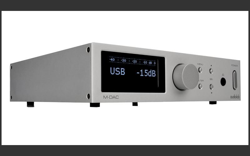 Audiolab M Dac Review Hifi Integrated Amplifier Reviews