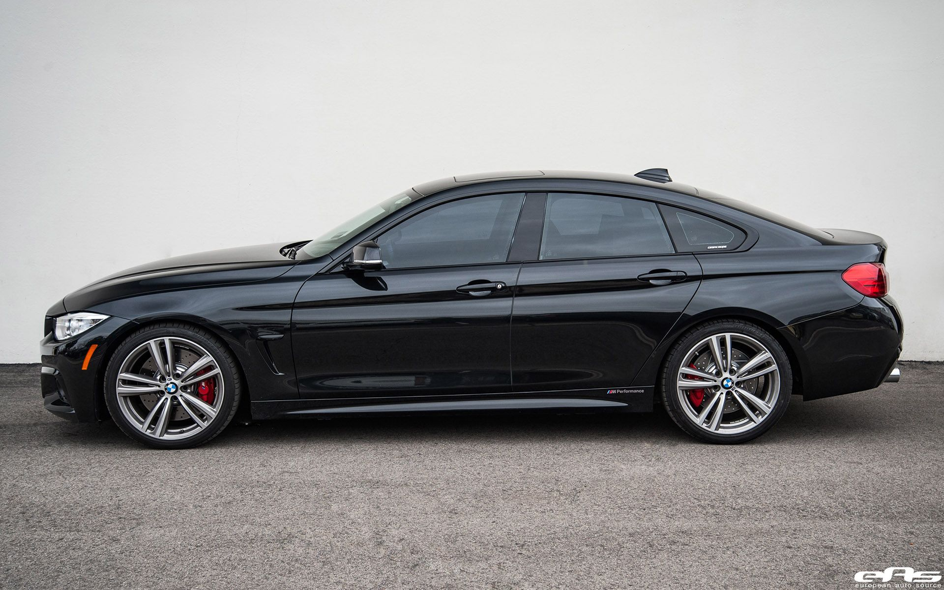 Black Sapphire Metallic 435i Gran Coupe Gets A Brake Upgrade 8 Jpg